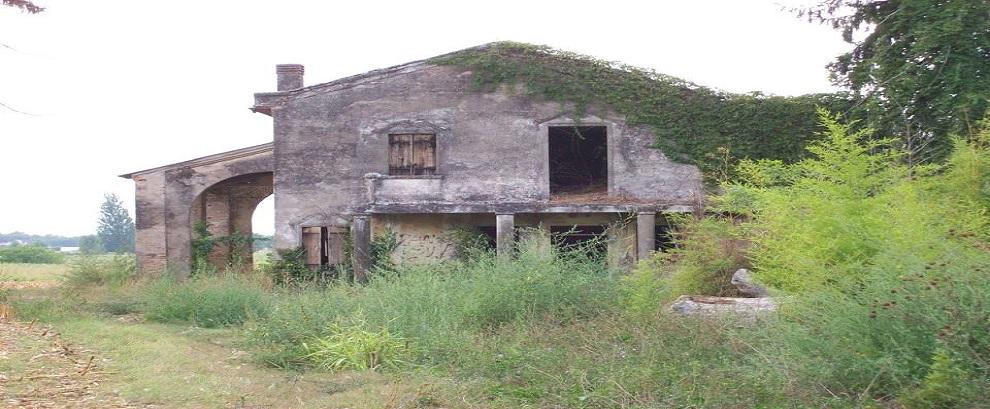 Villa di Pissatola di Trecenta - Canda (RO)