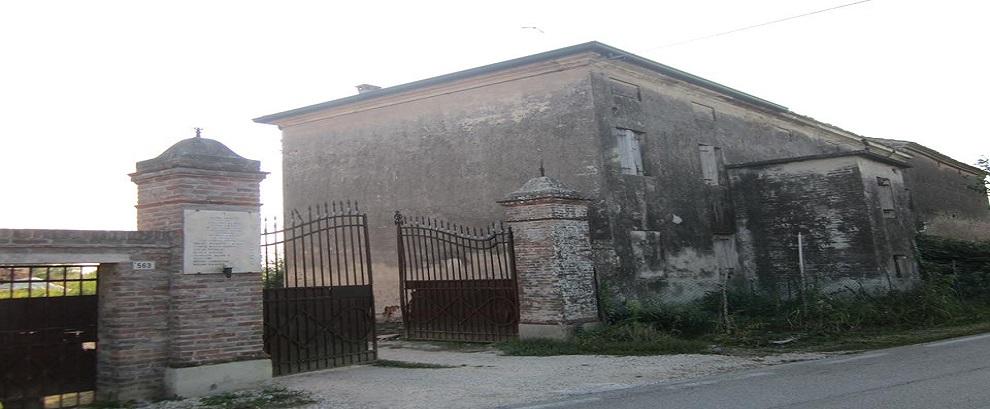 Eccidio del 1945 presso un casolare - S. Margherita d'Adige (PD)