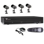 Sistema di videosorveglianza ad IR