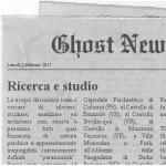 IL GAZZETTINO DI PADOVA DEL 10/09/2013 - INDAGINE SVOLTA A VILLA CARPENA - FORLI'