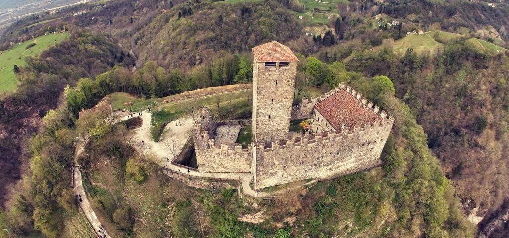 Castello di Zumelle - Mel (BL)