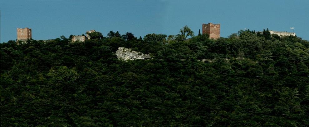 Castelli di Romeo e Castello di Giulietta - Montecchio Maggiore (VI)