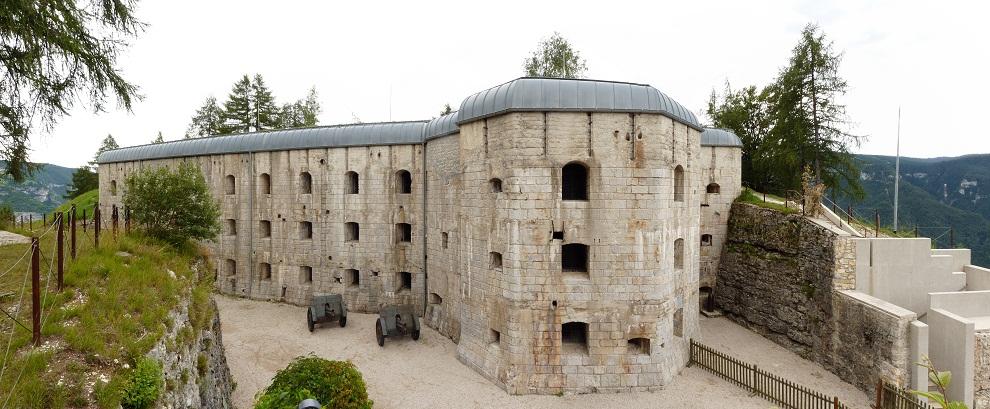 Forte Belvedere - Lavarone (TN)