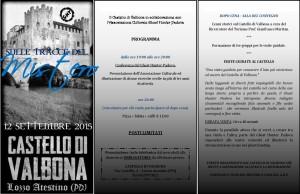 Serata Valbona - 12 settembre
